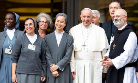 Pope Francis: Be bold in responding to the Lord's call
