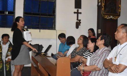 Church in Palawan addresses depression