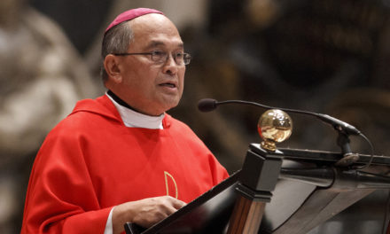 Rejecting appeal, Vatican hands down final ruling against Guam bishop