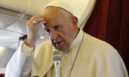 'Spiritual combat' must be part of fight against sex abuse, pope says