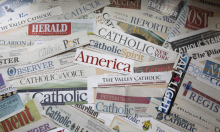 Pope urges media to fight fake news with objective, accurate reporting