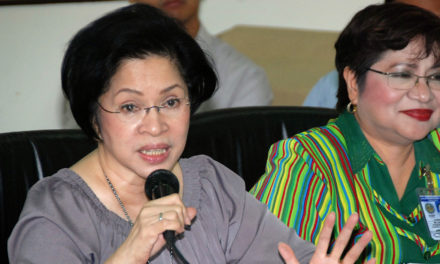 PPCRV: Binays' spat in church an 'eye opener'