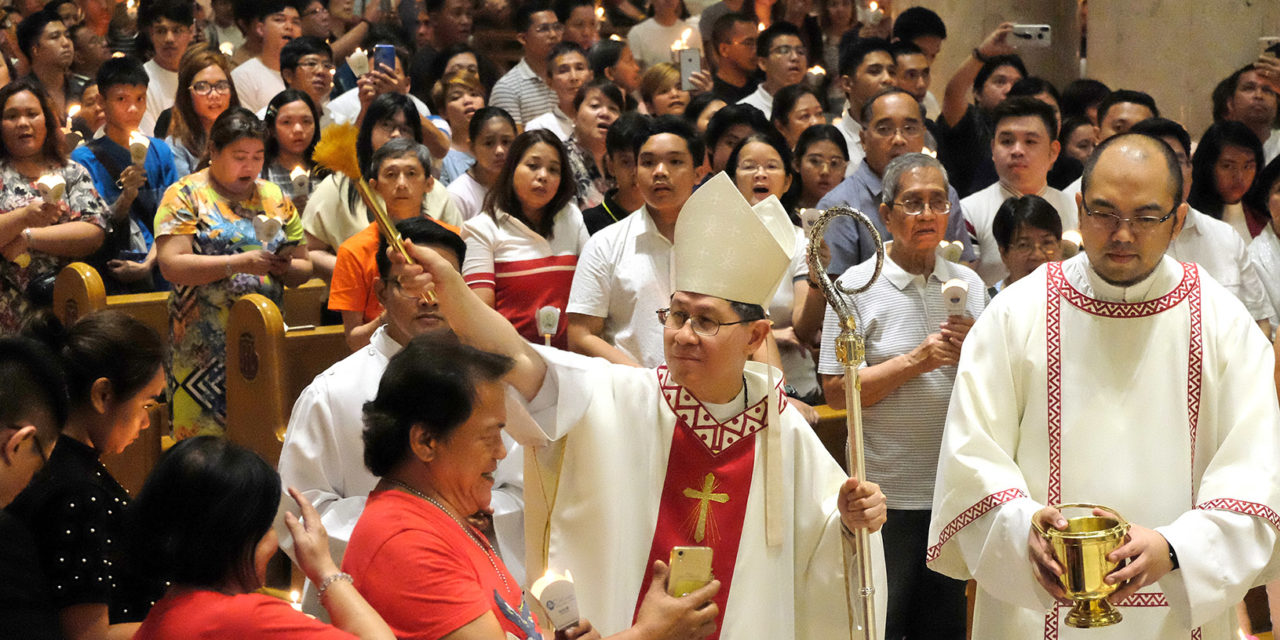 Masses to be offered for bishops, priests facing sedition raps