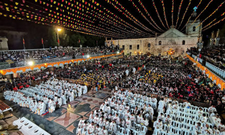 At NYD opening, Archbishop Palma  urges youth to follow Mary's example