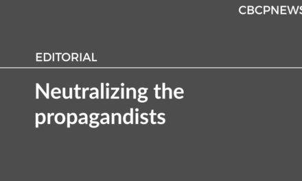 Neutralizing the propagandists