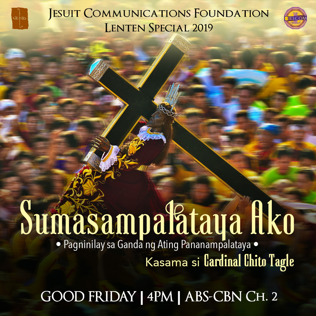 Abs Cbn Christmas Special 2019 2019 Lenten special 'Sumasampalataya ako' features 'faith stories
