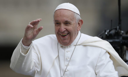 Jesus is always ready to help free people from evil, pope says