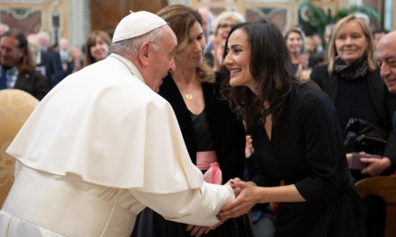 Fight fake news with humble search for truth, pope tells journalists