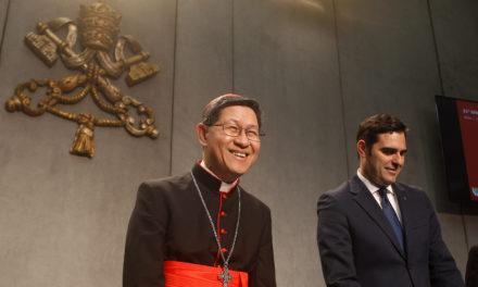 It's official: Cardinal Tagle reelected president of Caritas Internationalis