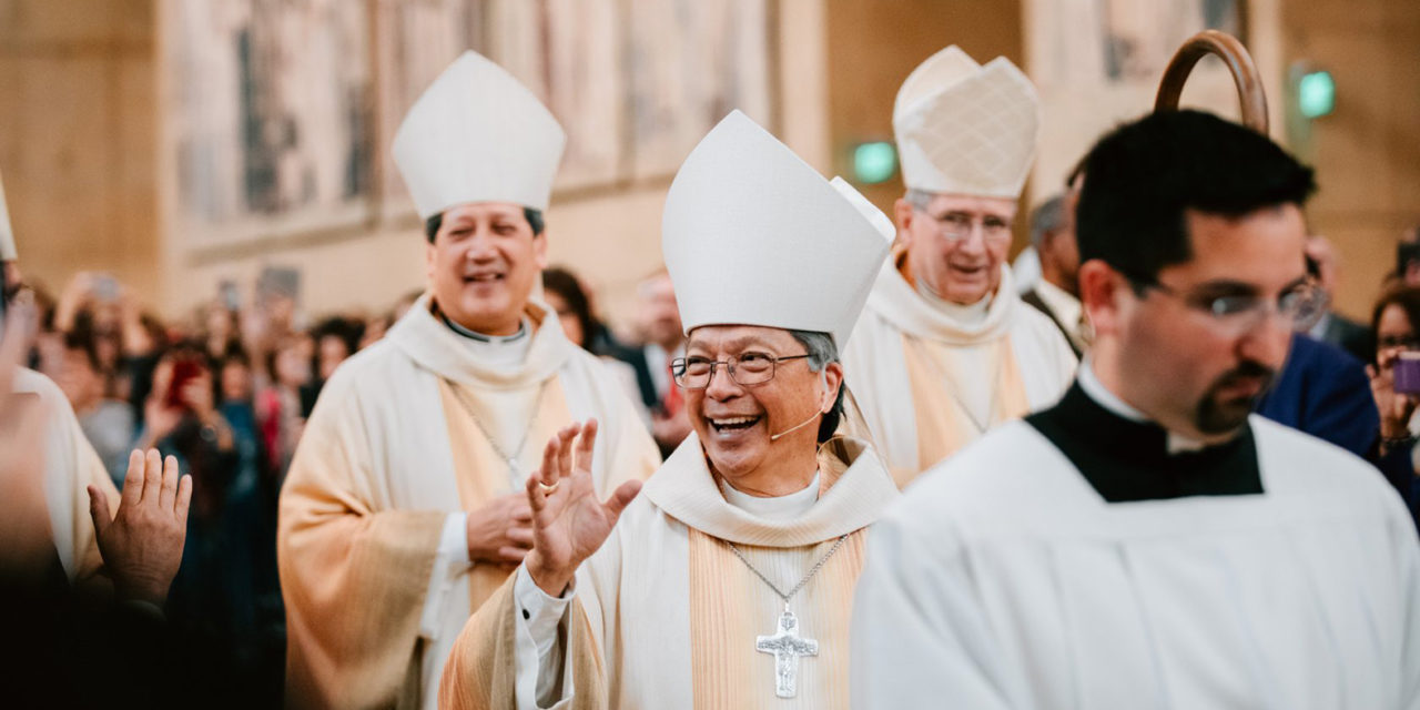 2nd Filipino bishop ordained in US to serve Los Angeles