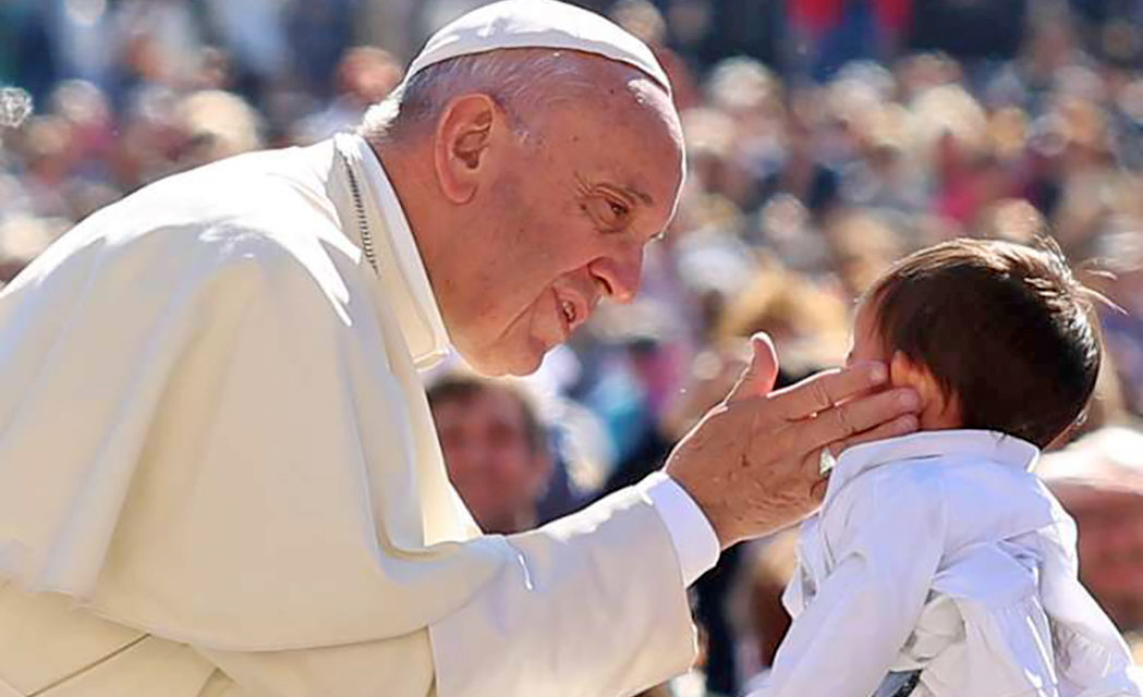 Pope Francis: 'Abortion is never the answer'