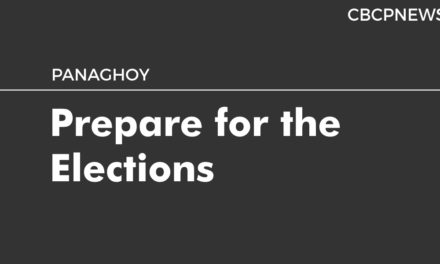 Prepare for the Elections