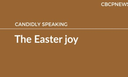 The Easter joy