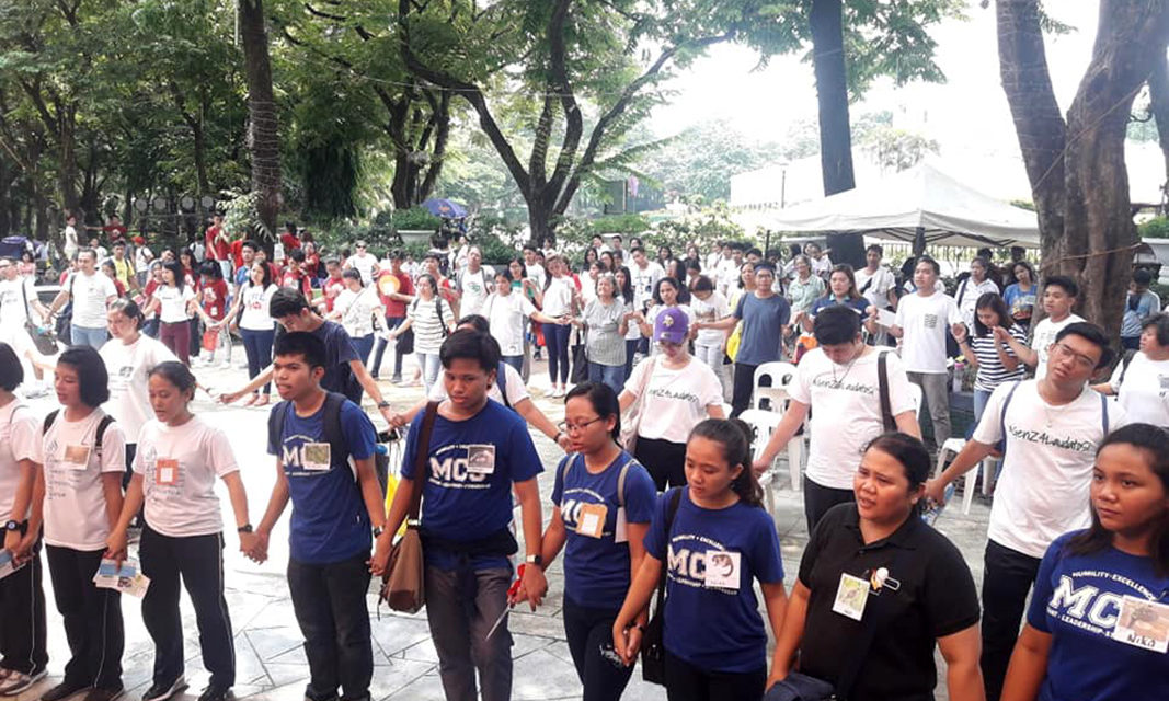Filipino youth joins global movement for climate action