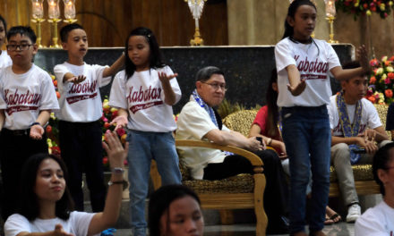 Parents play key role in sex  education, says Cardinal Tagle