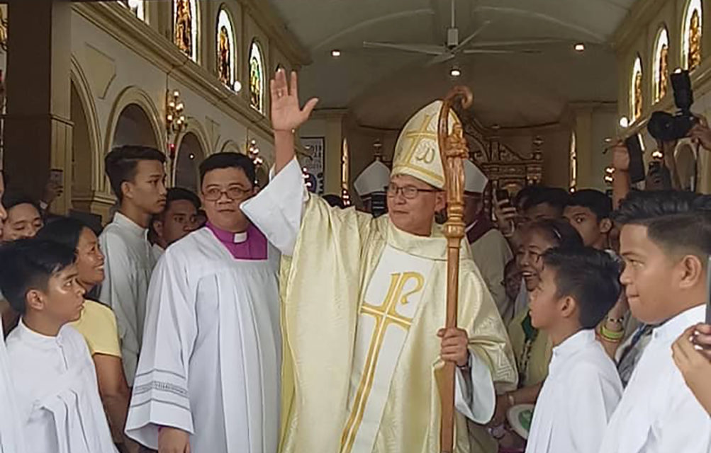 Butuan welcomes new shepherd as Bishop Almedilla is ordained, installed