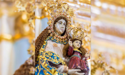 Ilocos Norte marks 1st anniversary of Our Lady of Badoc's Pontifical Coronation