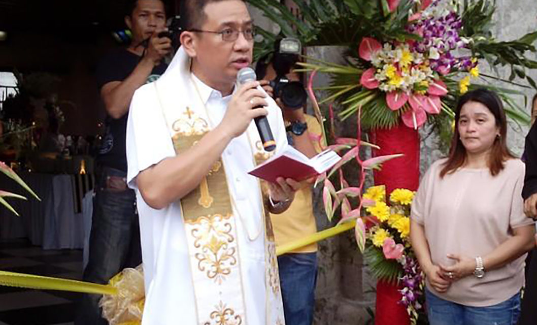Bishop renews call for justice a year after Fr. Nilo's murder