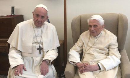 Vatican quashes rumors of Benedict XVI stroke