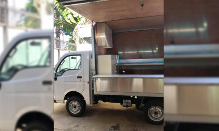 Marikina parish to roll out customized mobile kitchen, clinic, library