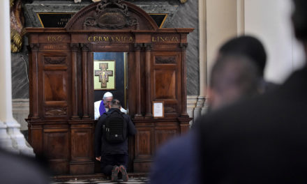 Secrecy of confession must never be violated, Vatican says