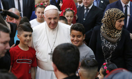 World becoming more elitist, cruel toward excluded, pope says
