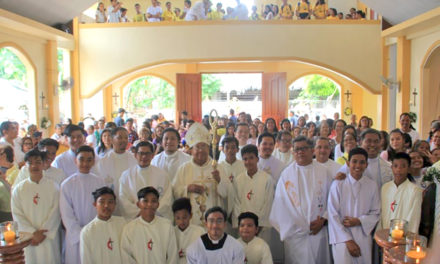Sorsogon diocese inaugurates 31st parish