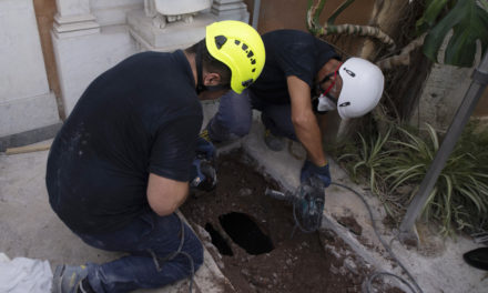Vatican discovers empty tombs as it searches for missing woman