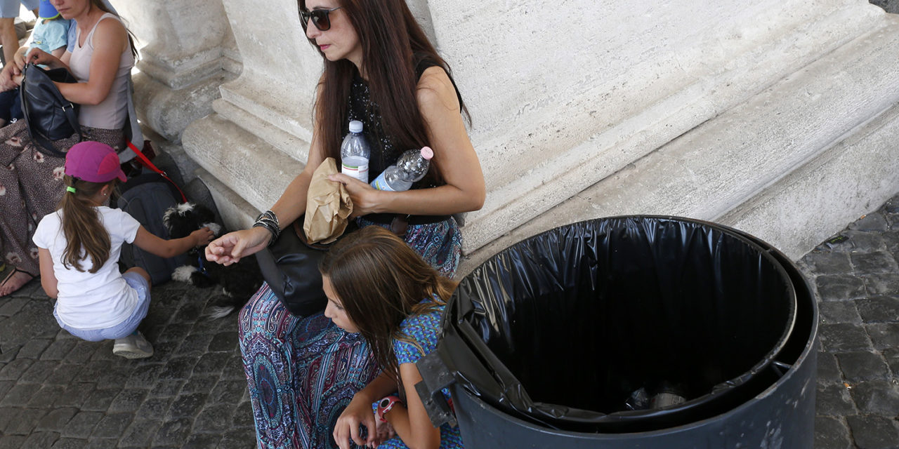 Vatican City State set to end sale of single-use plastics