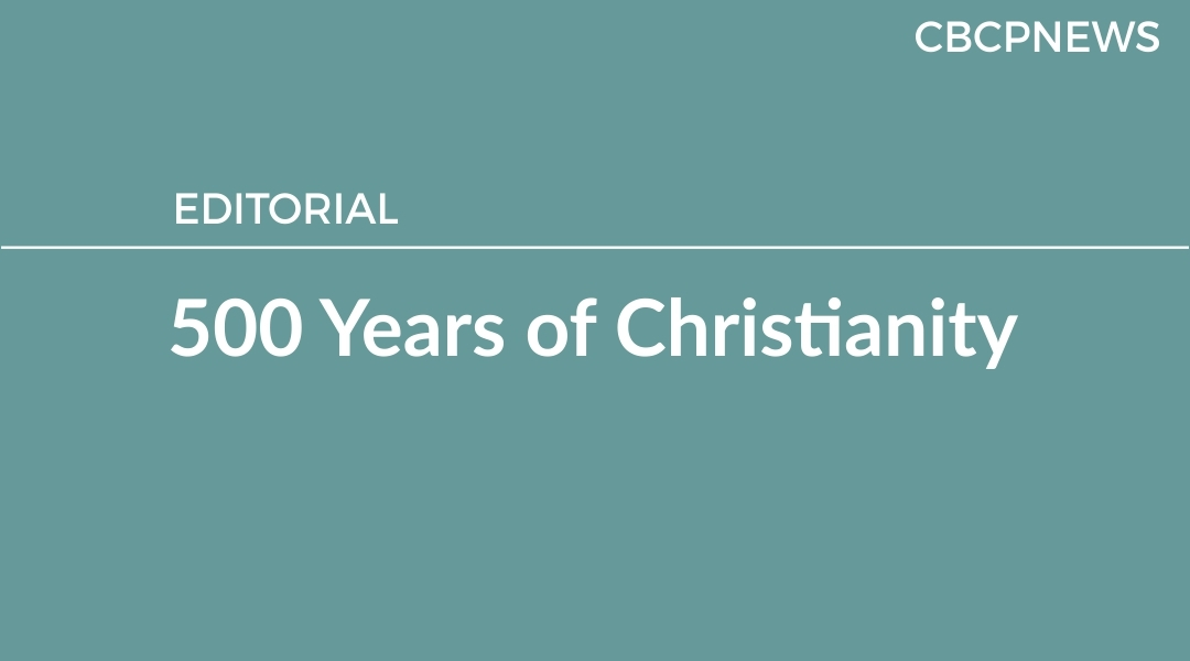 500 Years of Christianity
