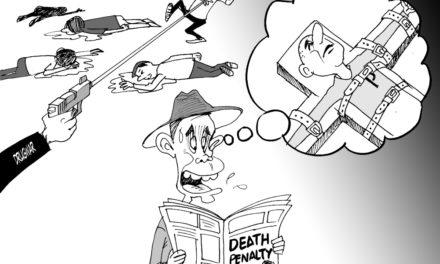 Editorial Cartoon Vol 23 No 14