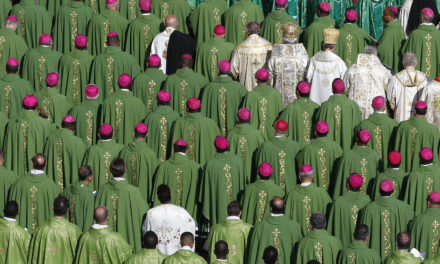 In a letter, pope encourages priests dejected by abuse crisis