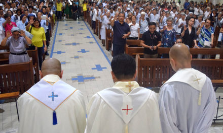 ACN cries 'persecution' of clergymen in sedition case