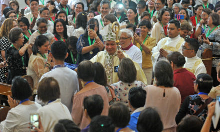 Malolos diocese welcomes new bishop