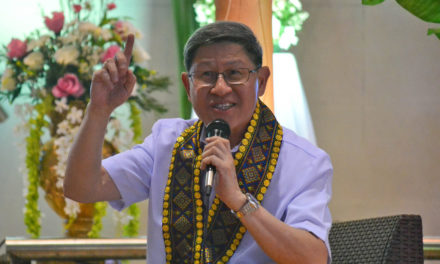 Cardinal Tagle urges youth to lead Church