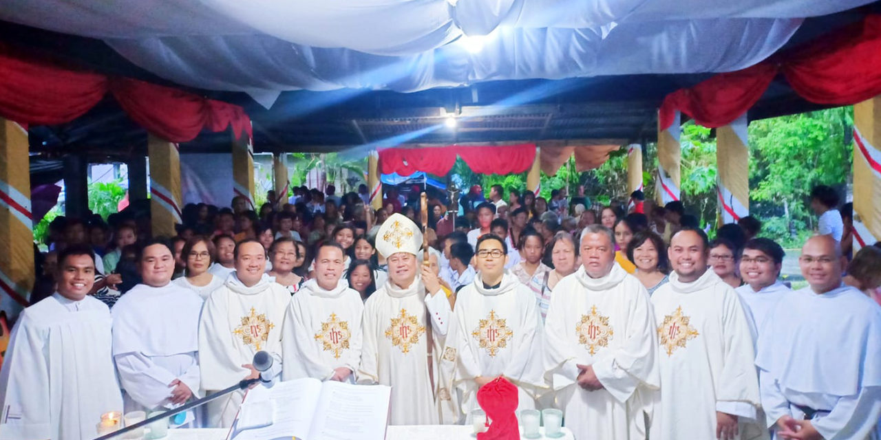 Augustinians back in Ilocos after 120 years