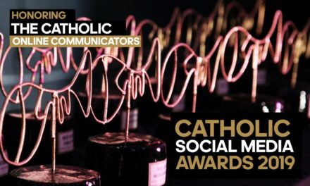 Nominations now open for 2019 Catholic Social Media Awards