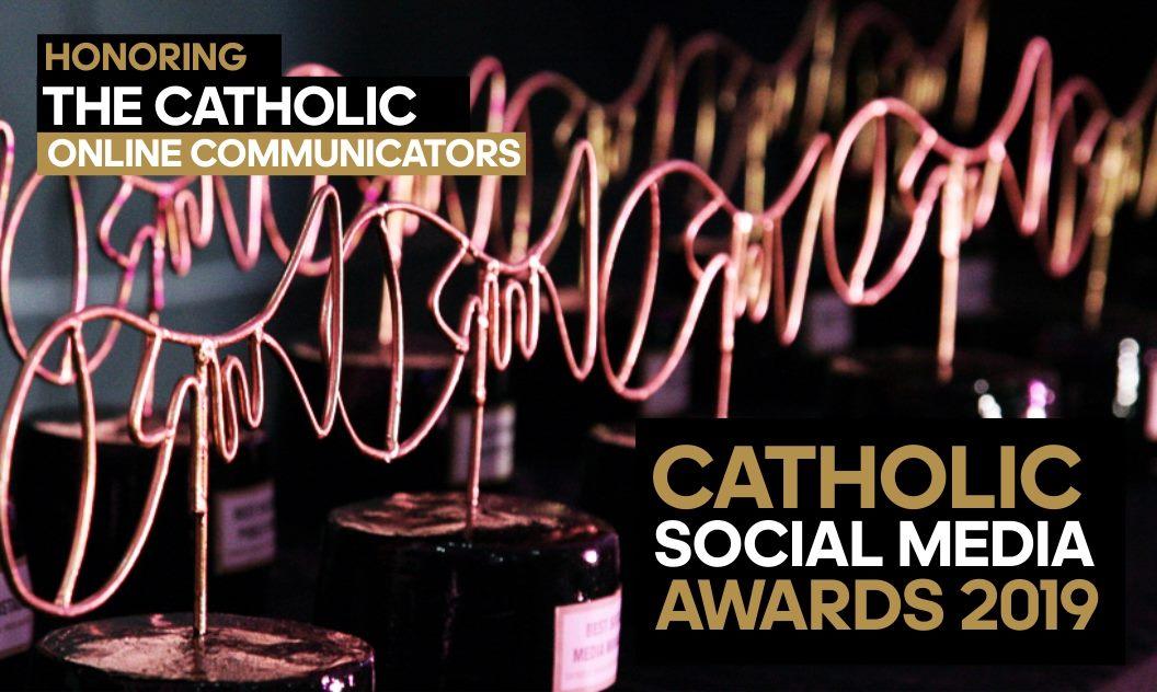 Nominations now open for 2019 Catholic Social Media Awards