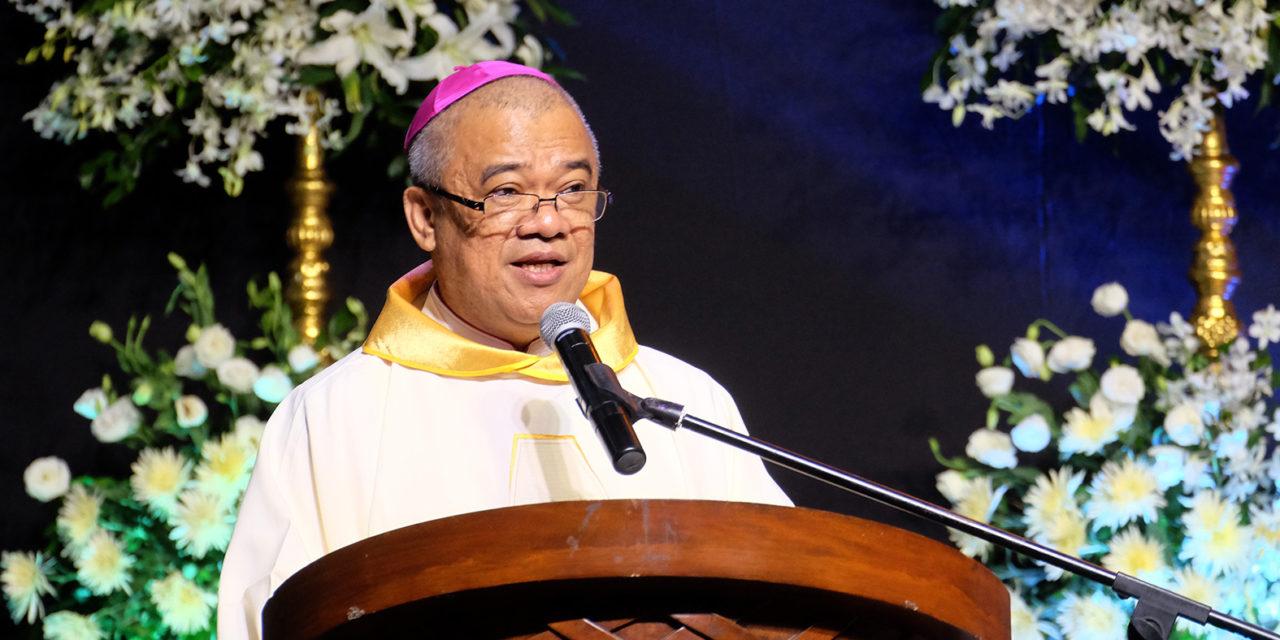 Bishop urges public to unite against anti-terror bill