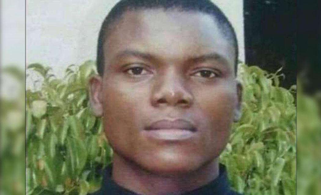 Nigerian priest killed as car set ablaze