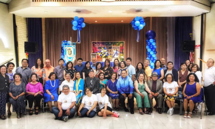 Pinoy devotees in California mark feast of the Assumption