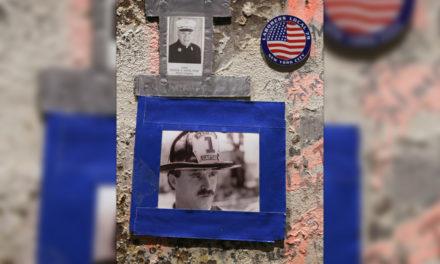 Memories of 9/11 attacks linger for fire department chaplain
