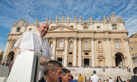 Calumny, slander is a 'diabolical cancer,' pope says
