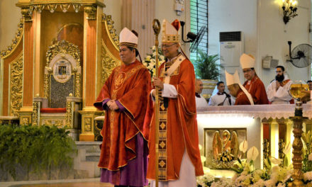 Archbishop Palma hopes for another auxiliary bishop
