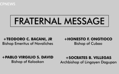 Fraternal Message