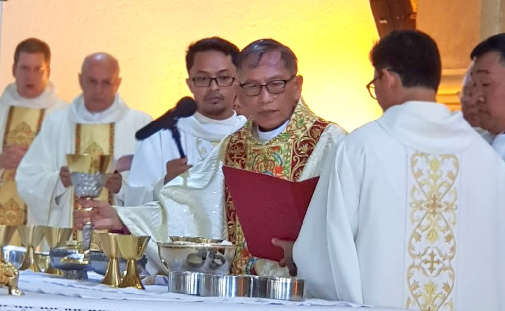 Bishop issues 'Oratio Imperata' to end killings in Tagum