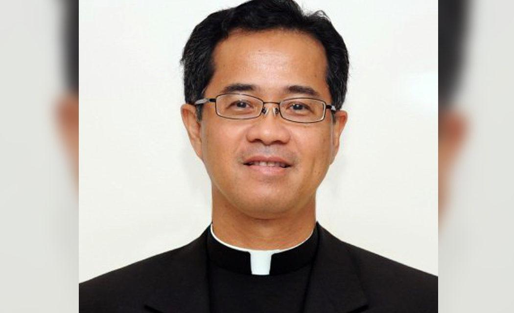 Pampanga priest elected new CEAP president