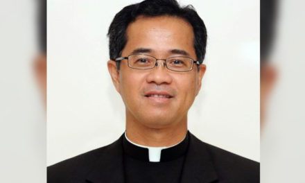 Pampanga priest elected new CEAP president