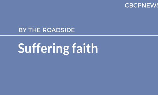 Suffering faith