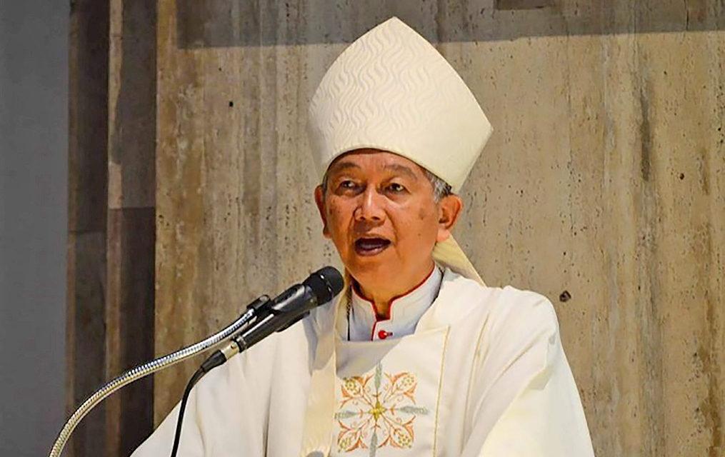 Govt's war against Reds 'doomed to fail' — bishop
